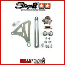 S6-96140951ET05 Kit di ricambi per marmitta Stage6 R/T 90 - 100cc Piaggio STAGE6 RT