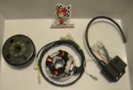 016.T3K ACCENSIONE ANALOGICA LEONELLI per motori AM6 no avviamento elettrico