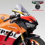 8010349 KIT CUPOLINO Fume' HONDA CBR 600 RR 2013- COMPLETO