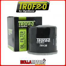 22TR138 FILTRO OLIO APRILIA RSV 1000 RSV4 R 2009-2011 1000CC TROFEO (HF138)