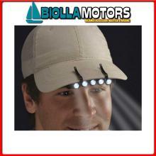 2114606 TORCIA LED HEAD CAP< Luce Frontale LED Cap