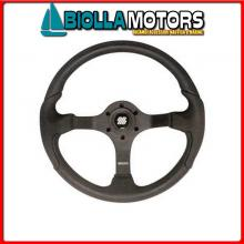4645938 VOLANTE D350 NISIDA BLACK Volante Nisida
