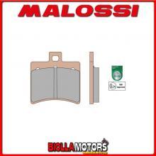 6215019BS COPPIA PASTIGLIE FRENO MALOSSI Posteriori BENELLI VELVET 250 4T LC MHR SYNT Posteriori - per veicoli PRODOTTI 1999 -->