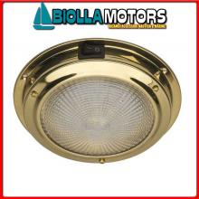 2141052 PLAFONIERA CLASSIC GOLD D140 LED Plafoniere Classic-Brass LED