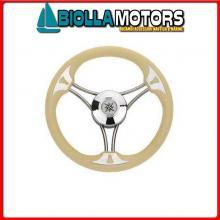 4641704 VOLANTE D350 22 TARGA AVORIO Volante Targa/Steel