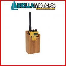 5806106 CONTENITORE RACK BAMBOO 90X140 Contenitore Porta-VHF/GPS