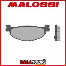 6216893 PASTIGLIE FRENO MALOSSI SPORT POSTERIORI YAMAHA MAJESTY 400 4T LC 2008 (H317E)