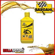 356039 1 LITRO OLIO BARDAHL XTS C60 10W30 LUBRIFICANTE PER MOTO 4T 1LT