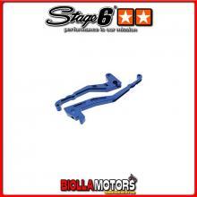 S6-SSP103-2/BL LEVE FRENO STAGE6 CNC TYPE II MALAGUTI F12 X FRENO TAMBURO