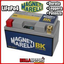 MM-ION-3 BATTERIA LITIO MAGNETI MARELLI YTZ10S-BS LiFePo4 YTZ10SBS MOTO SCOOTER QUAD CROSS