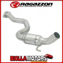 57.0028.00 SCARICO Evo Alfa Romeo 147 GTA 3.2 V6 24V (184kW) dal 2002> Centrale inox