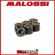 669915.D0 6 RULLI RULLI VARIATORE MALOSSI D. 23,8X18 GR. 23 WT MOTORS MIAMI 250 4T LC (172MM) - -