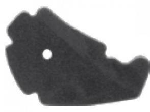 100600991 SPUGNA FILTRO RMS PIAGGIO BEVERLY 125 2001 2003 (100600990)