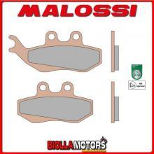 6215011 PASTIGLIE FRENO MALOSSI SYNT GILERA RUNNER SP 50 2T LC <-2005 - -