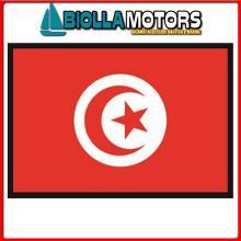 3404120 BANDIERA TUNISIA 20X30CM Bandiera Tunisia
