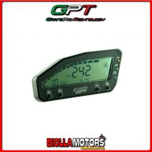 D3GPS CONTAMARCE CONTAGIRI TEMPERATURA TACHIMETRO GPS DIGITALE GPT UNIVERSALE MOTO SCOOTER
