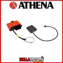 GK-GP1PWR-0062 CENTRALINA GET POWER ATHENA HONDA CRF 450 R 2014- 450CC -