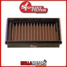 PM03S FILTRO ARIA SPRINTFILTER MOTO GUZZI BREVA 2003-2009 750CC RACING SPORTIVO LAVABILE