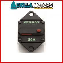 2100957 INTERRUTTORE HI-AMP 80A Interruttore Hi-Amp a Incasso