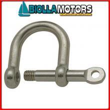 0121106 GRILLO XL D6 INOX Grillo Largo