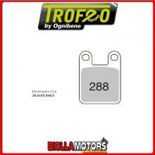 43028800 PASTIGLIE FRENO POSTERIORE OE MACBOR XC 50 510 RACING 2004- 50CC [ORGANICHE]