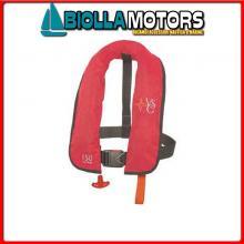 3013904 CINTURA SKIPPER 150N AUTO RED GIUBBOTTO AUTOGONFIABILE Skipper 150N