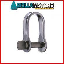 0121616 GRILLO STAMP D5 INOX Grillo Dritto HS Stretto