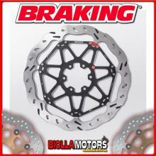 EP073R DISCO FRENO ANTERIORE DX BRAKING BENELLI CAFE RACER 1130cc 2009- WAVE FLOTTANTE