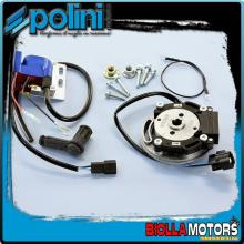 171.0555 ACCENSIONE ROTORE ECU POLINI PVL APRILIA AF1 50 MINARELLI AM6 DIGITALE
