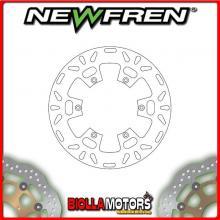 DF4091A DISCO FRENO POSTERIORE NEWFREN MALAGUTI SPIDERMAX 500cc GT 2004-2005 FISSO