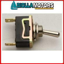 2101102 INTERRUTTORE HQ 3T 20A ON/OFF/ON Interruttore MTM Toggle Hi/Qu