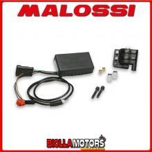 5513400 CENTRALINA MALOSSI TC UNIT MALAGUTI F12 DIGIT KAT-PHANTOM 50 2T LC EURO 2 RPM CONTROL -