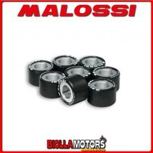 6615657.H0 8 RULLI RULLI VARIATORE MALOSSI D. 29,8X19,8 GR. 24 BMW C GT 650 IE 4T LC EURO 3 <-2015 - -