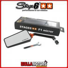 S6-SSP630-2L/CA SPECCHIETTO STAGE6 F1 SX EFFETTO CARBONIO LUCIDO