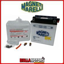 MOB10L-B/SM BATTERIA MAGNETI MARELLI YB10L-B [SENZA ACIDO] YB10LB MOTO SCOOTER QUAD CROSS [SENZA ACIDO]