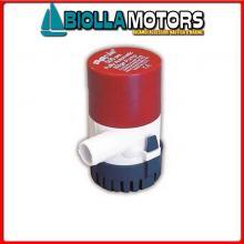 1821611 POMPA RULE AUTO 1100GPH 12V Pompe di Sentina Rule Automatic