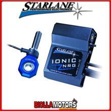 IONRGK Kit STARLANE Cambio Elettronico universale con sensore NRG a uniball da 8mm.per kart e auto.