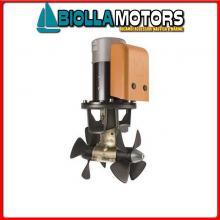 4735114 ELICA MANOVRA BOW PROPELLER Q250-140 24V ELICA MANOVRA BOW Propeller Quick BTQ250