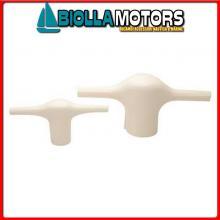 3841006 COPRICROCETTE D5/6 PVC Copricrocette in PVC