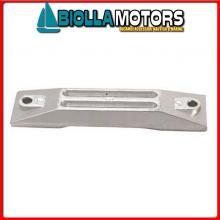 5124812 ANODO MOTORE HONDA Barra 3550