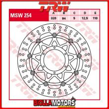 MSW254 DISCO FRENO ANTERIORE TRW Honda VTR 1000 SP1 2000-2001 [FLOTTANTE - ]