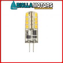 2167539 LAMPADINA 57LED G4-GEL 12/24V< Lampadina LED G4 Gel 200LM
