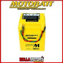 MB2.5U BATTERIA YB2.5L-C BAJAJ BOXER UG 100 2003-2005 MOTOBATT YB2.5LC