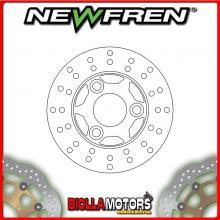 DF4004A DISCO DE FRENO DELANTERO NEWFREN BS VILLA AX 50cc 1993- FIXED