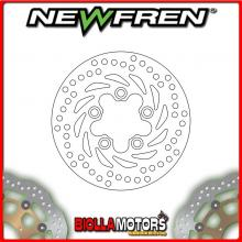DF4065A DISCO FRENO POSTERIORE NEWFREN KYMCO NEW DINK 200cc 2008- FISSO