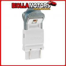 OA3557YEBLI2 OSRAM 12V LEDRIVING RETROFIT LED PREMIUM 3557YE-02B - (P27/7W) - W2,5X16Q - 2 PZ - BLISTER - ARANCIO