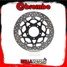78B40868 DISCO FRENO ANTERIORE BREMBO MV AGUSTA BRUTALE S 2001-2006 750CC FLOTTANTE