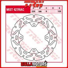 MST427RAC DISCO FRENO POSTERIORE TRW Honda CBR 1000 RAFireblade 2009-2016 [RIGIDO - CON CONTOUR]