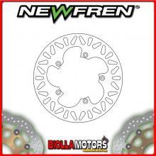 DF4124A DISCO FRENO ANTERIORE NEWFREN BENELLI PEPE 50cc 1999-2004 FISSO