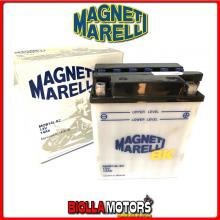 MOB14L-B2 BATTERIA MAGNETI MARELLI YB14L-B2 SENZA ACIDO YB14LB2 MOTO SCOOTER QUAD CROSS
